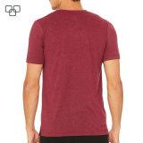 (貿易保証)メンズスポーツの摩耗のLycraの圧縮のワイシャツ