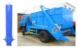 쓰레기 덤프 트럭을%s 강철 망원경 유압