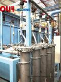 ベテランの中国ODMの製造者の手動金属部分のEコーティングライン、Electrocoating機械