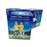 Custom складные гофрированный картон футбола упаковке