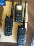 Baixa de mão Digital VHF Rádio portátil em sinais analógicos e digitais