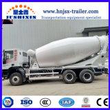 HOWOの具体的なミキサーの混合のトラックの具体的なミキサー