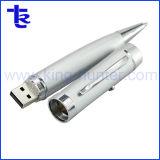 Университет Дар флэш-накопитель USB в форме пера пера лазерной указкой