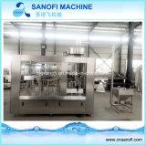 Projeto Turnkey vaso de minerais da água potável máquina de enchimento líquido Automática