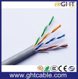 Медь 26AWG для использования внутри помещений UTP кабель Cat5e