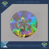 Het aangepaste Volledige Etiket van de Sticker van de Laser van de Diepte van de Kleur 3D