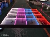 Super Rápido de instalar etapa discoteca LED Pista de Baile magnético inalámbrico