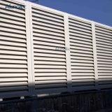 Venda por grosso de fábrica de alumínio ajustável empurrador da Fresta