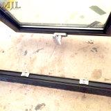 강한 유리제 최고 경첩을 단 지붕 알루미늄 나무는 스카이라이트 Windows를 걸었다