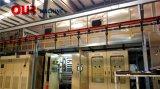 China-Hersteller-komplette Elektrobeschichtung-Maschinen-elektrostatische Beschichtung-Zeile
