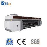 UV 인쇄 기계를 구르는 롤