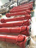構築機械装置のためのスプラインが付いている工場によってカスタマイズされるPtoシャフト