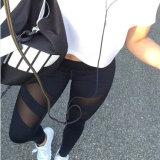 Женщин в фитнес-йога износа и женщин леди девочек Leggings брюки