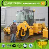 개정하는 모형 도로 쓰레기 압축 분쇄기 Xd82 할인 가격을%s 가진 8 톤 두 배 드럼 도로 롤러