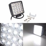 Resistente al agua 48W LED de luz LED de trabajo de la luz de coche
