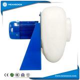 El Plástico PP ventilador Radial escape Industrial