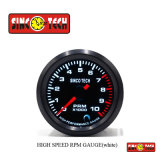 52мм 634-0 Car всеобщей 7 двухцветный светодиодный указатель указатель частоты вращения