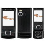 Telefono delle cellule del telefono mobile della trasparenza di originale 6500 per Nekia