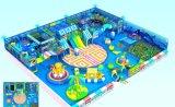 Thème de la mer de terrain de jeux pour enfants Naughty Château à vendre