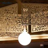 Feuille de Métal perforé décoratifs panneaux de façade pour la perforation