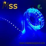 SMD 5050 RGB Flexibele LEIDENE Veranderende Stroken van de Kleur met LEIDENE van Ce RoHS UL Goedgekeurde Strook