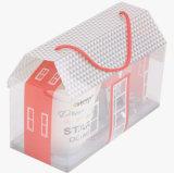 Dom pega de plástico de embalagem Caixa PET
