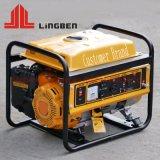 Elektrische generator met een vermogen van 100 kW benzine en een open type Of stil type