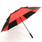 30 pulgadas de doble capa Windproof paraguas Golf