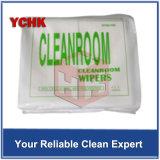 초음파 밀봉된 가장자리 Microfiber 산업 처분할 수 있는 Dustless 피복 청소 와이퍼