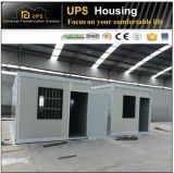 Casa de dobramento residencial permanente do recipiente com facilidades da cozinha