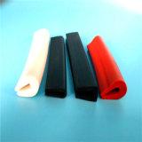 Уравновешивание края прокладки уплотнения формы PVC u для запечатывания