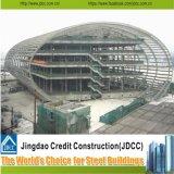 Edificio de la estructura de acero del fabricante profesional