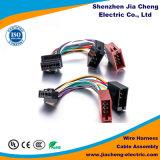 Conjunto de cabo masculino elétrico do equipamento eletrônico de chicotes de fios de fiação