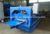 Máquina de moldagem de rolo fria de telhado ondulado para painéis de telhados