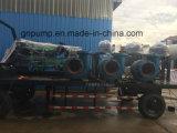 """14 """" La taille de la pompe à débit mixtes agricoles avec une grande puissance du moteur 350HW-8"""