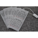 Transparentes Silk-Screendrucken-Schwingen-Filmy Fall-Marke mit Zeichenkette