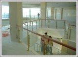 vidrio Tempered de 8m m para las escaleras/la cerca de la piscina/la pared de cortina/las puertas