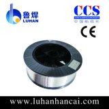 Fil de soudage au flux Flux Core de 1,2 mm avec soudage au gaz CO2 E71t-1