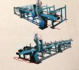 Rápida velocidad de alimentación de tornos Centerless semiautomático