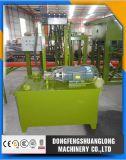 Machine de fabrication de brique creuse automatique hydraulique