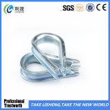 Acero galvanizado DIN6899B Cable dedal