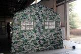2016 الصين عالة قابل للنفخ يخيّم وابل خيمة لأنّ عمليّة بيع