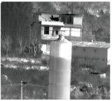 二重フィールド眺めの赤外線熱探知カメラ