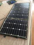 Chargeur solaire 120W de haute performance pliant le panneau solaire