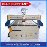 Ele 1224 rebajadora CNC para madera maquinaria para la venta en la India