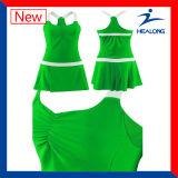 [هلونغ] علويّة عمليّة بيع ملابس رياضيّة نوبة جافّة يشبع تصميد كرة مضرب جرسيّ