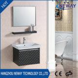 小さい角の鋼鉄防水浴室の虚栄心の単位