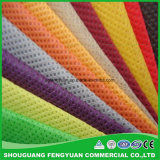 접착되 회전된 좋은 품질은 애완 동물 Spunbond 부직포 Fabric/PP를 재생했다