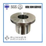 Usinage de pièces en alliage de cuivre par centre d'usinage CNC 5 axes