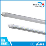 높은 광도 UL T8 18W LED 관 빛